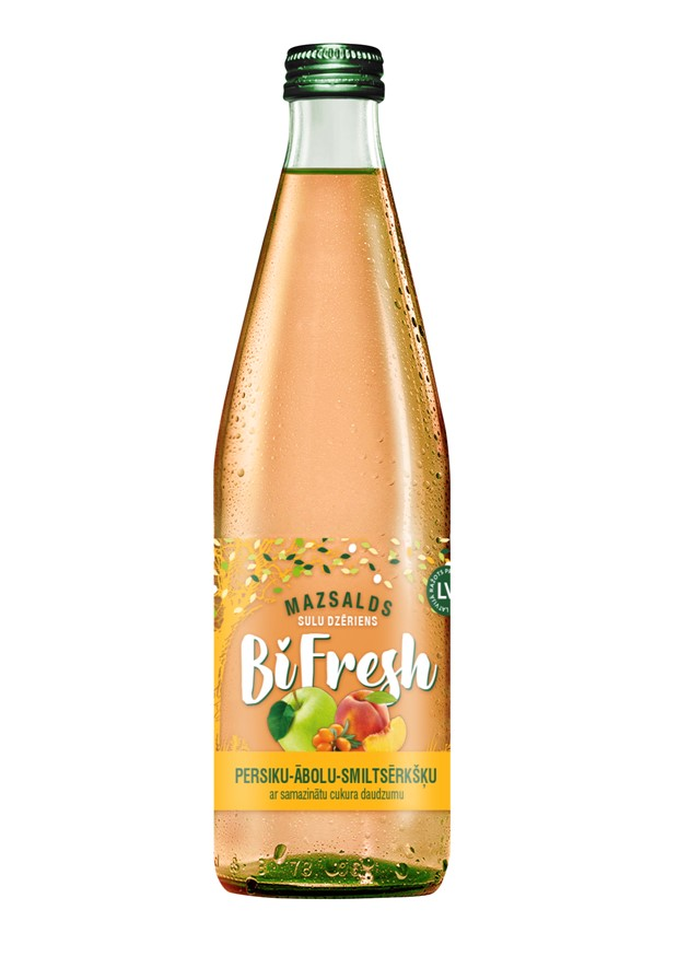 BiFresh Mazsalds Persiku